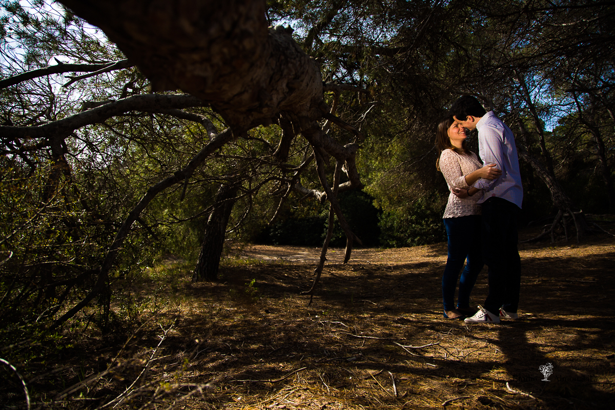 Preboda en el Saler, fotógrafo de bodas en Valencia