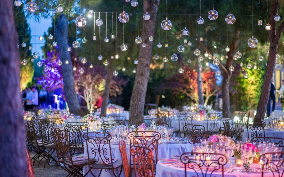 la mejor decoración para tu boda - fotógrafo de bodas en valencia