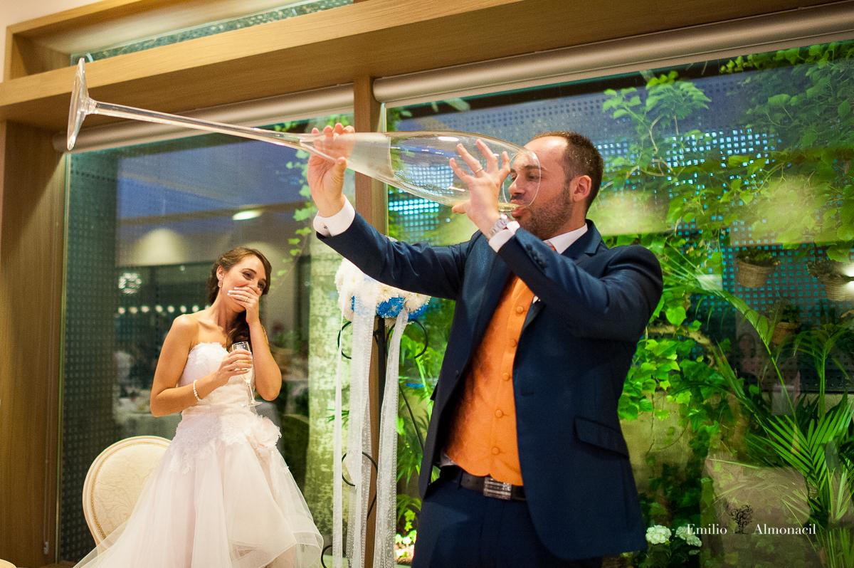 Una boda de película