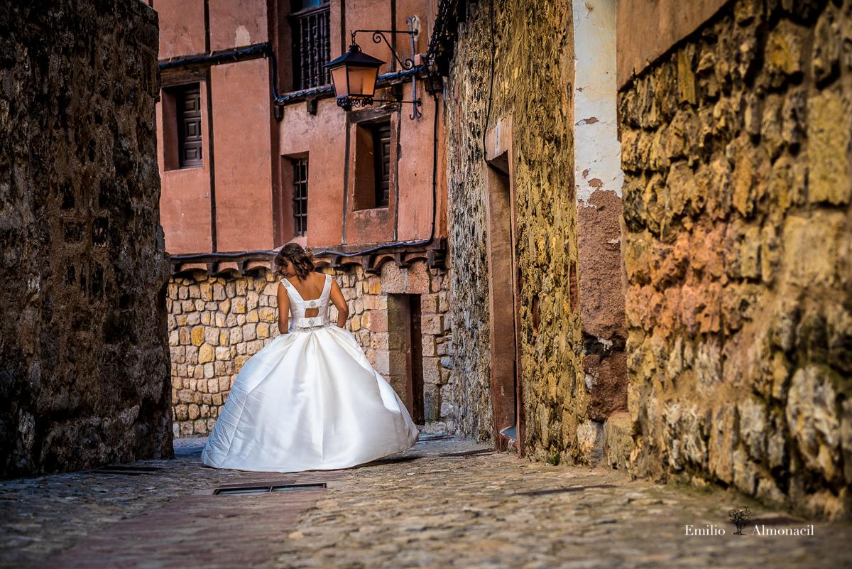 Postboda en Albarracín, Fotógrafos de boda en Valencia