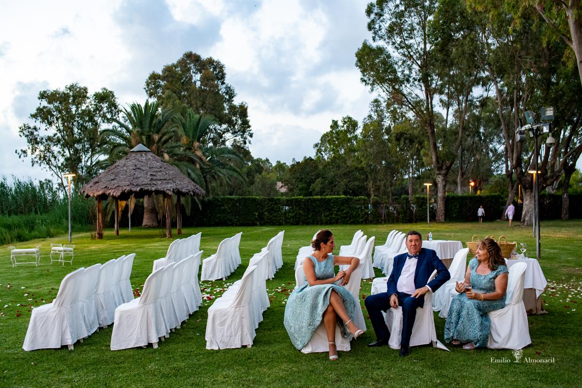 Otros momentos durante las bodas