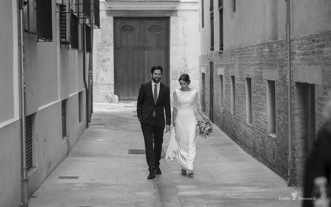 Fotos de boda en el Centro de Valencia