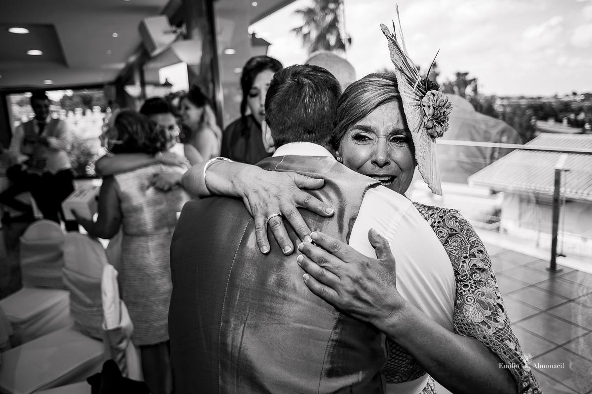 Fotos de boda naturales y sin posados.