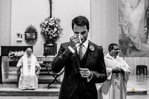 fotografia de boda emotiva