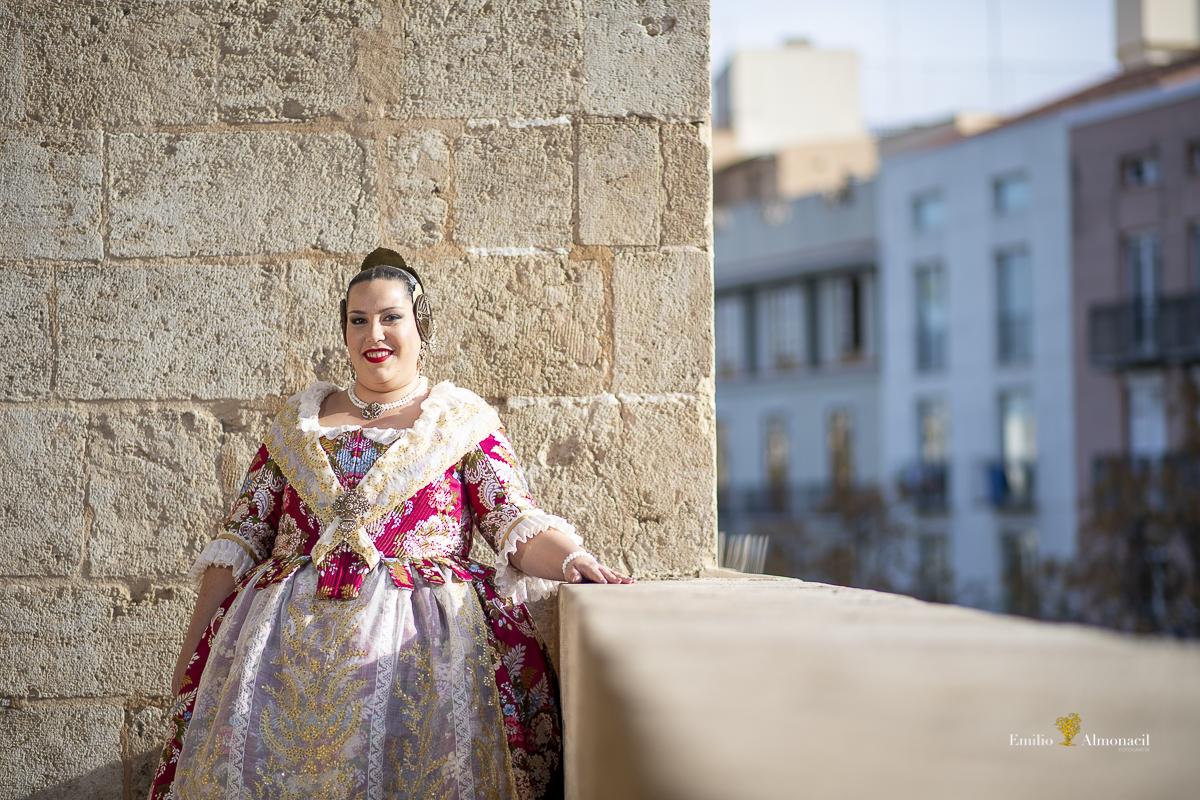 Fotos de Fallera en Valencia